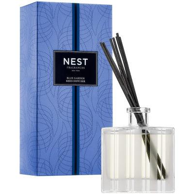 NEST Blue Garden Reed Diffuser