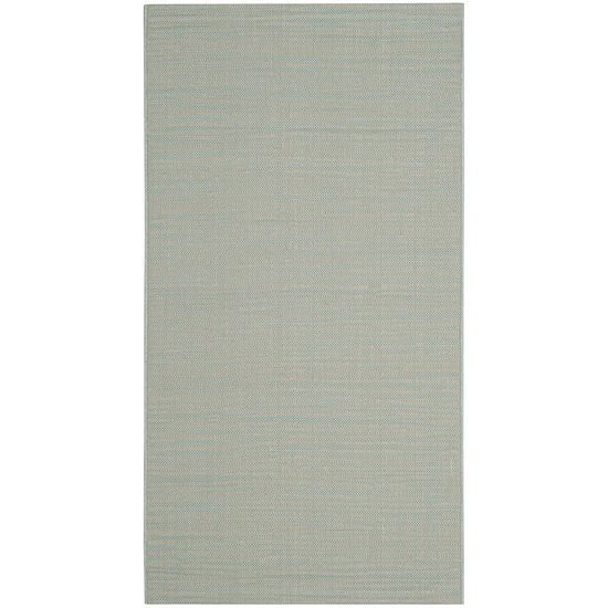 Safavieh Courtyard Collection Tama Geometric Indoor/Outdoor Area Rug