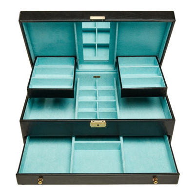 Mele & Co. Lana Locking Fashion Jewelry Box