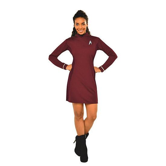 Star Trek Womens Deluxe Uhura Dress Up Costume