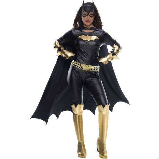 Buyseasons 8-pc. Batgirl Dress Up Costume