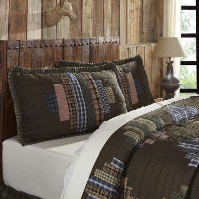 VHC Rustic & Lodge Bedding - Seneca Sham