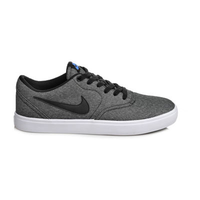 Nike Sb Check Boys Skate Shoes Lace-up - Little Kids