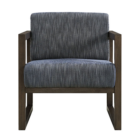 Mid-Century Modern Wood Frame Chair