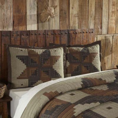 VHC Classic Country Rustic & Lodge Bedding - NovakSham