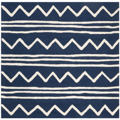 Safavieh Safavieh Kids Collection Fion Geometric Square Area Rug