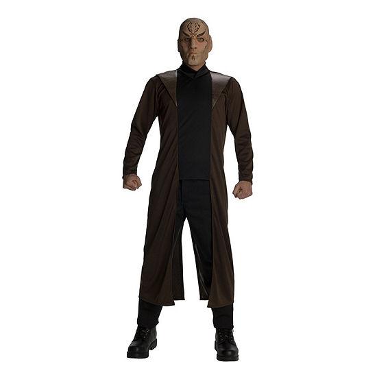 Star Trek Mens Nero Dress Up Costume Costume