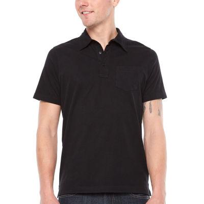 Jmco Short Sleeve Jersey Polo Shirt