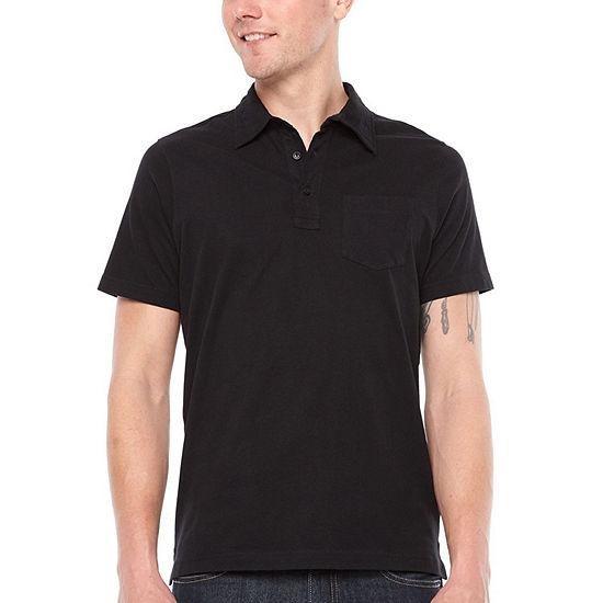 Jmco Mens Short Sleeve Polo Shirt