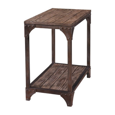Benjamine Chairside Table