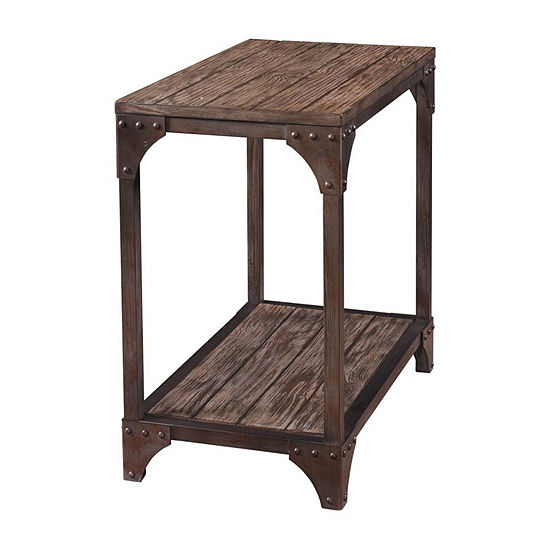 Benjamine Chairside Table