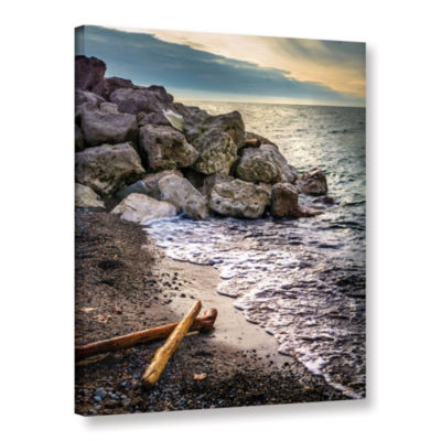 Euclid 3 Gallery Wrapped Canvas