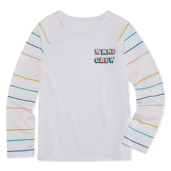Arizona Long Sleeve Fave Tee - Girls' 4-16 & Plus