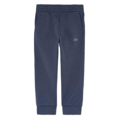New Balance Fleece Jogger Pants - Preschool Boys
