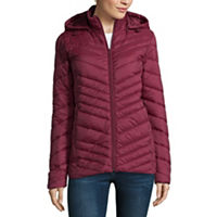 Xersion Woven Lightweight Puffer Jacket Deals