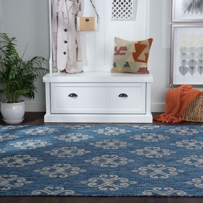 Veranda Vega Transitional Area Rug
