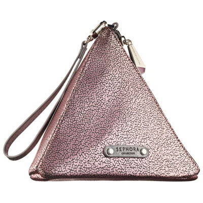 SEPHORA COLLECTION Crystal Clear Triangle Pouch