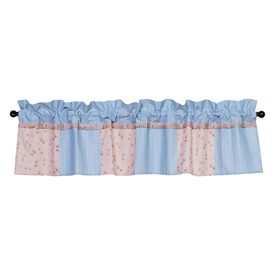 Trend Lab Wild Woods Bunch Rod-Pocket Valance
