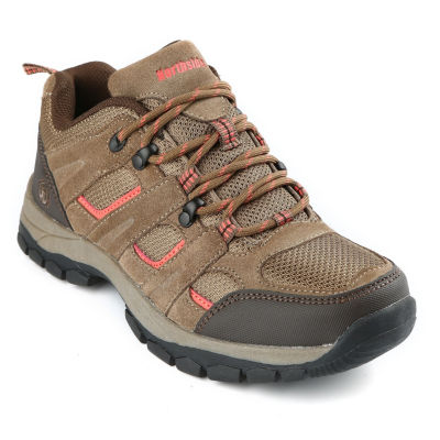 Northside Womens Monroe Low Hiking Boots Lace-up