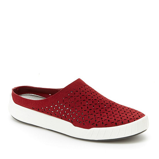 J Sport By Jambu Womens Gatwick Slip-On Shoe Round Toe
