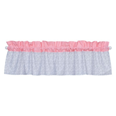 Trend Lab Playful Elephants Window Valance