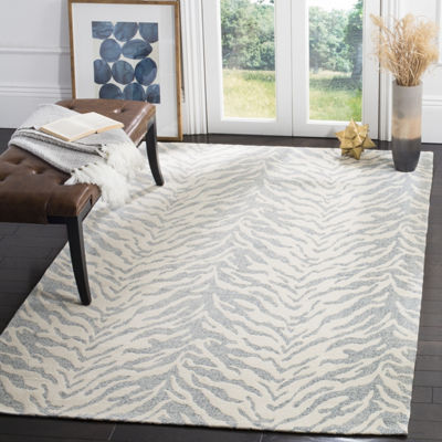 Safavieh Marbella Collection Anson Geometric Area Rug