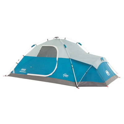 Coleman Juniper Lake™ 4-Person Instant Dome Tent with Annex
