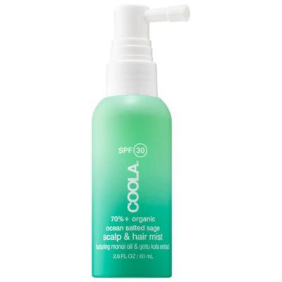 COOLA Organic Scalp & Hair Mist SPF 30