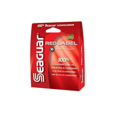 Seaguar Red Label 100% Fluorocarbon  1000Yd 20Lb 20Rm1000