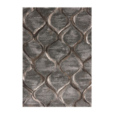 Kas Lanscapes Groove Rectangular Rugs