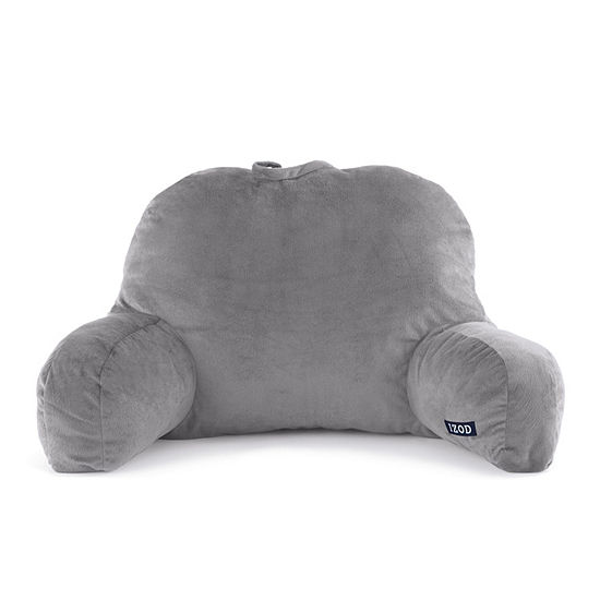 IZOD Plush Bed Rest Pillow