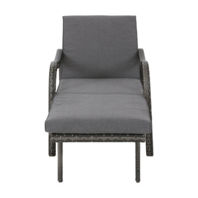 Madison Park Camden Outdoor Lounge Convertible to Chaise