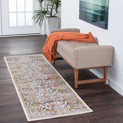 Tayse Milan Lucia Traditional Rug
