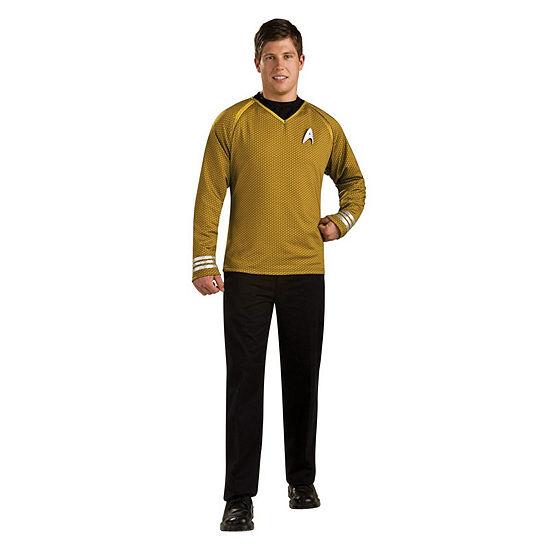 Star Trek Mens Grand Heritage Captain Kirk Dress Up Costume