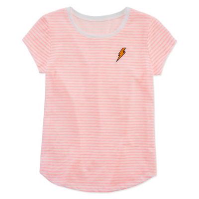 Arizona Short Sleeve Fave Print Tee - Girls' 4-16 & Plus