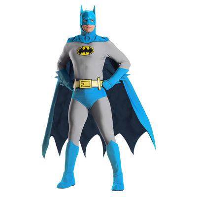 Buyseasons 9-pc. Batman Dress Up Costume