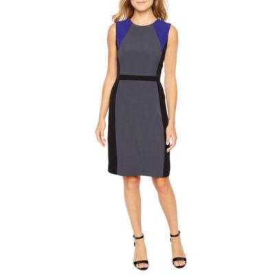 Chelsea Rose Sleeveless Sheath Dress