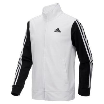 adidas Boys Track Jacket- Big Kid