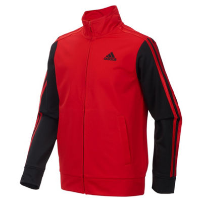 adidas Boys Track Jacket-Big Kid
