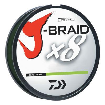 Daiwa J-Braid 330 Yard Fishing LineTest