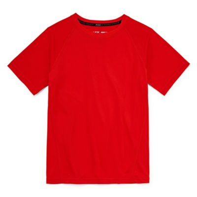 Msx By Michael Strahan Short Sleeve Crew Neck T-Shirt-Big Kid Boys