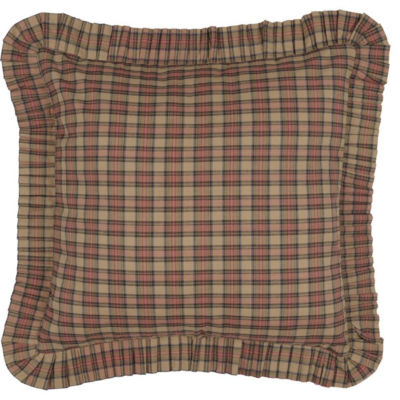VHC Classic Country Primitive Bedding - CrosswoodsEuro Sham