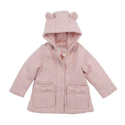 Carter's Girls Midweight Raincoat-Baby