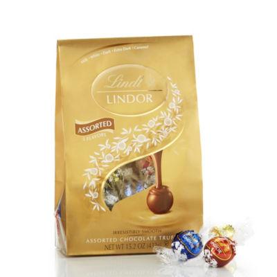 Lindor Assorted Truffles Platinum Bag - 15.2 oz