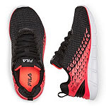 Fila Speedburst Girls Running Shoes Lace-up - Little Kids
