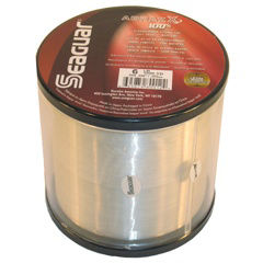 Seaguar Abrazx 100% Fluoro (1000 yd, 6 lb, 06Ax1000)