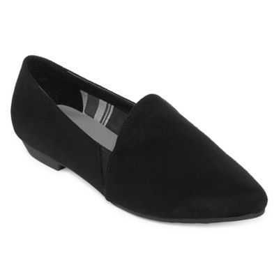CL by Laundry Womens Editta Loafers Slip-on Pointed Toe