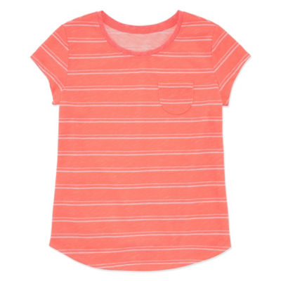 Arizona SS Print Fave Tee - Girls' 4-16 and Plus