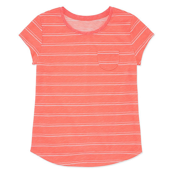 Arizona Ss Print Fave Tee Girls 4 16 And Plus
