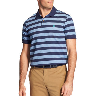 IZOD Advantage Performance Feeder Stripe Polo